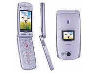 N902i ミスティラベンダー