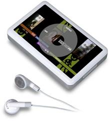 6G iPod 予想図