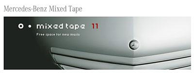 Mercedes-Benz Mixed Tape