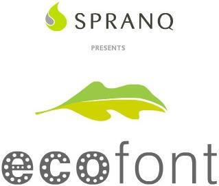 Ecofont ロゴ