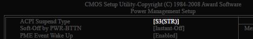 GA-EX58-UD4 BIOS画面