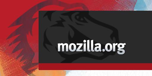 mozilla.org ロゴ