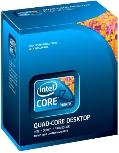 Core i7 870パッケージ