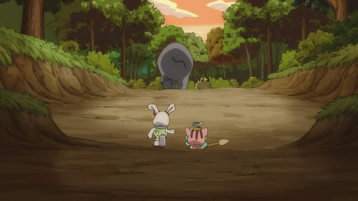 あにゃまる探偵キルミンずぅ 第07話「神浜峠でゾウを見た!?」