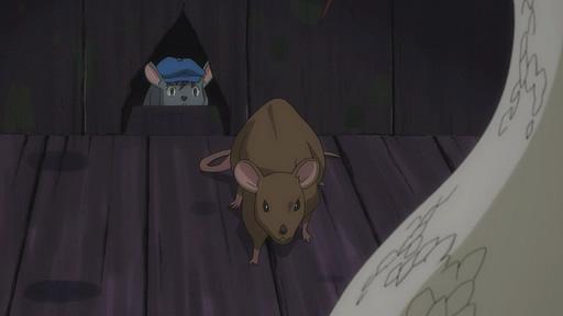 あにゃまる探偵キルミンずぅ 第09話「屋根裏の白い恐怖!?」