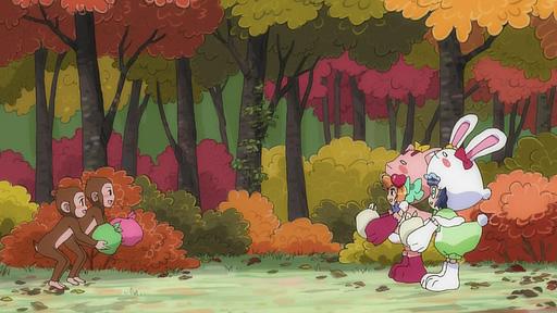 あにゃまる探偵キルミンずぅ 第10話「もんもんモンキーパニック!?」