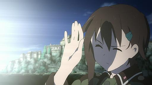 ソ・ラ・ノ・ヲ・ト 第01話「響ク音・払暁ノ街」