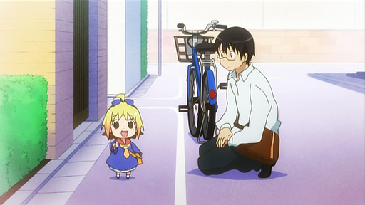 はなまる幼稚園 第01話「はなまるな入園式/はなまるなおかあさん」