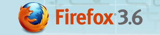 Firefox 3.6リリースノート