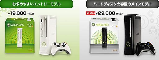 Xbox 360 ラインアップ