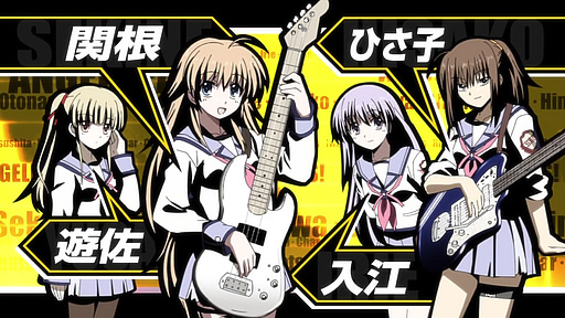 Angel Beats! 第04話「Day Game」