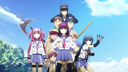 Angel Beats! 第07話「Alive」