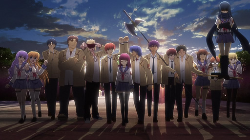 Angel Beats! 第03話「My Song」