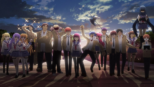 Angel Beats! 第05話「Favorite Flavor」