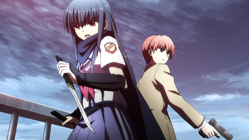 Angel Beats! 第12話「Knockin' on heaven's door」