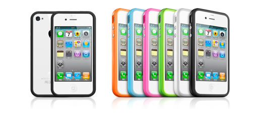 Bumpers for iPhone 4