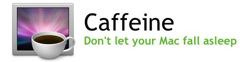 Caffeine ロゴ