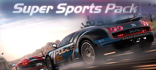 Super Sports Pack