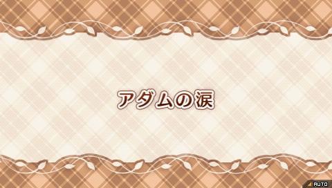 探偵オペラ ミルキィホームズ(PSP)