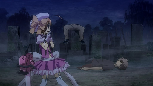 これはゾンビですか? 第01話「はい、魔装少女です」