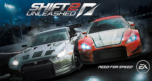 Need for Speed Shift2