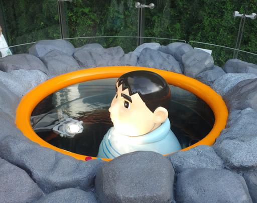 きこりの泉