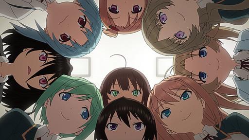 恋と選挙とチョコレート 第01話「廃部!」