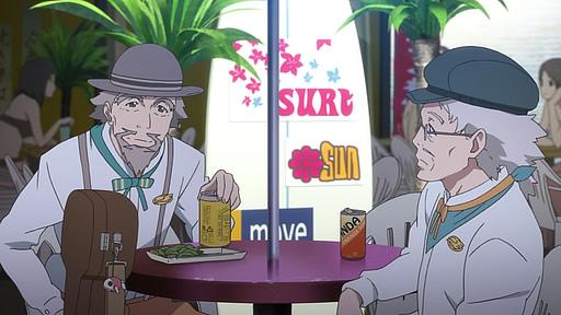 TARI TARI 第03話「振ったり 出会ったり」