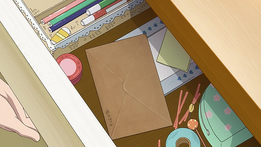 TARI TARI 第05話「捨てたり 捨てられなかったり」