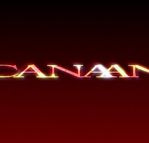 CANAAN 第01話「洪色魔都」