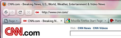 Firefox 3.7 UI案