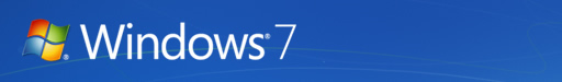 Windows 7 ロゴ