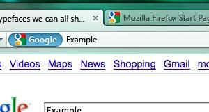 MozillaがFirefox 4.0のモックアップ画像を公開、よりGoogle Chromeに近づく