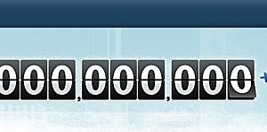 Firefoxが累計10億ダウンロードを達成