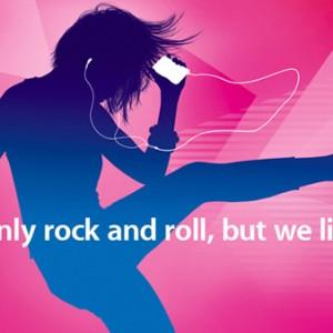 まもなくIt's only rock and rollイベントスタート