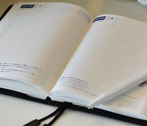 ほぼ日手帳 2012を購入