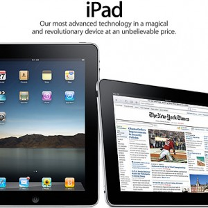 アップル、iPadの国内発売を4月末と告知