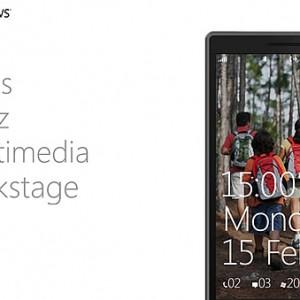 マイクロソフト、Windows Phone 7 Seriesを発表