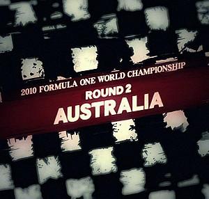 2010年F1グランプリ 第02ラウンド「オーストラリア」