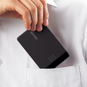 バッファロー、ドコモの3G回線に接続できる「モバイルWi-Fiルータ」を発表