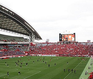 2010 Jリーグ ヤマザキナビスコカップ 予選リーグ第5節 「浦和レッズvs清水エスパルス」