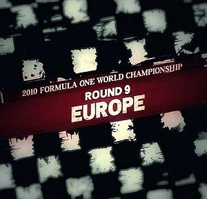 2010年F1グランプリ 第09ラウンド「ヨーロッパ」