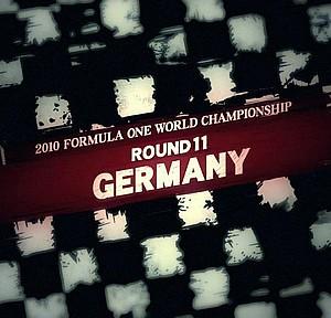 2010年F1グランプリ 第11ラウンド「ドイツ」