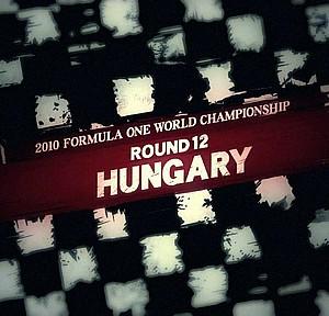 2010年F1グランプリ 第12ラウンド「ハンガリー」
