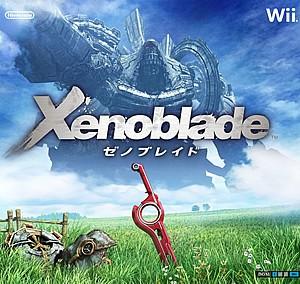 Wii用ソフト「ゼノブレイド」を注文