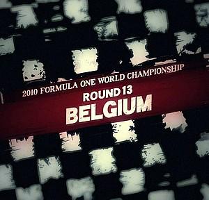 2010年F1グランプリ 第13ラウンド「ベルギー」