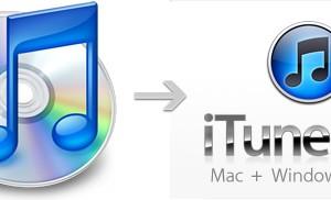 iTunes 10のウィンドウ操作ボタンの並び方、Windows版では変更無し