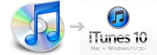 iTunes ロゴ