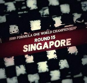 2010年F1グランプリ 第15ラウンド「シンガポール」