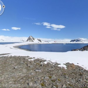 「Google ストリートビュー」が南極大陸に対応